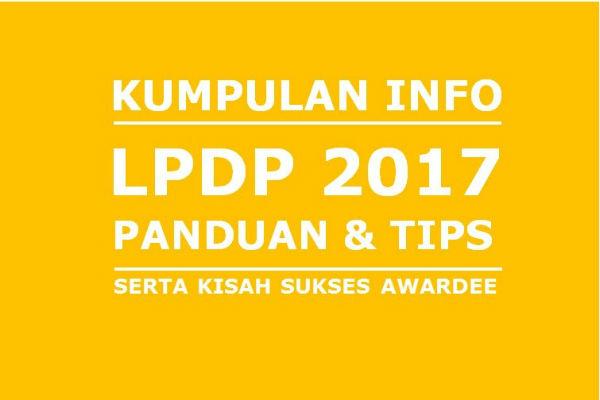 Tips lulus tes essay beasiswa LPDP